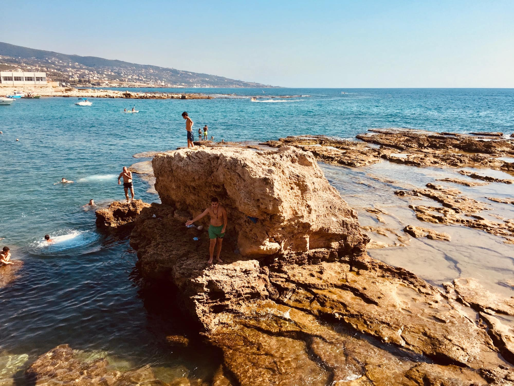 batroun beaches