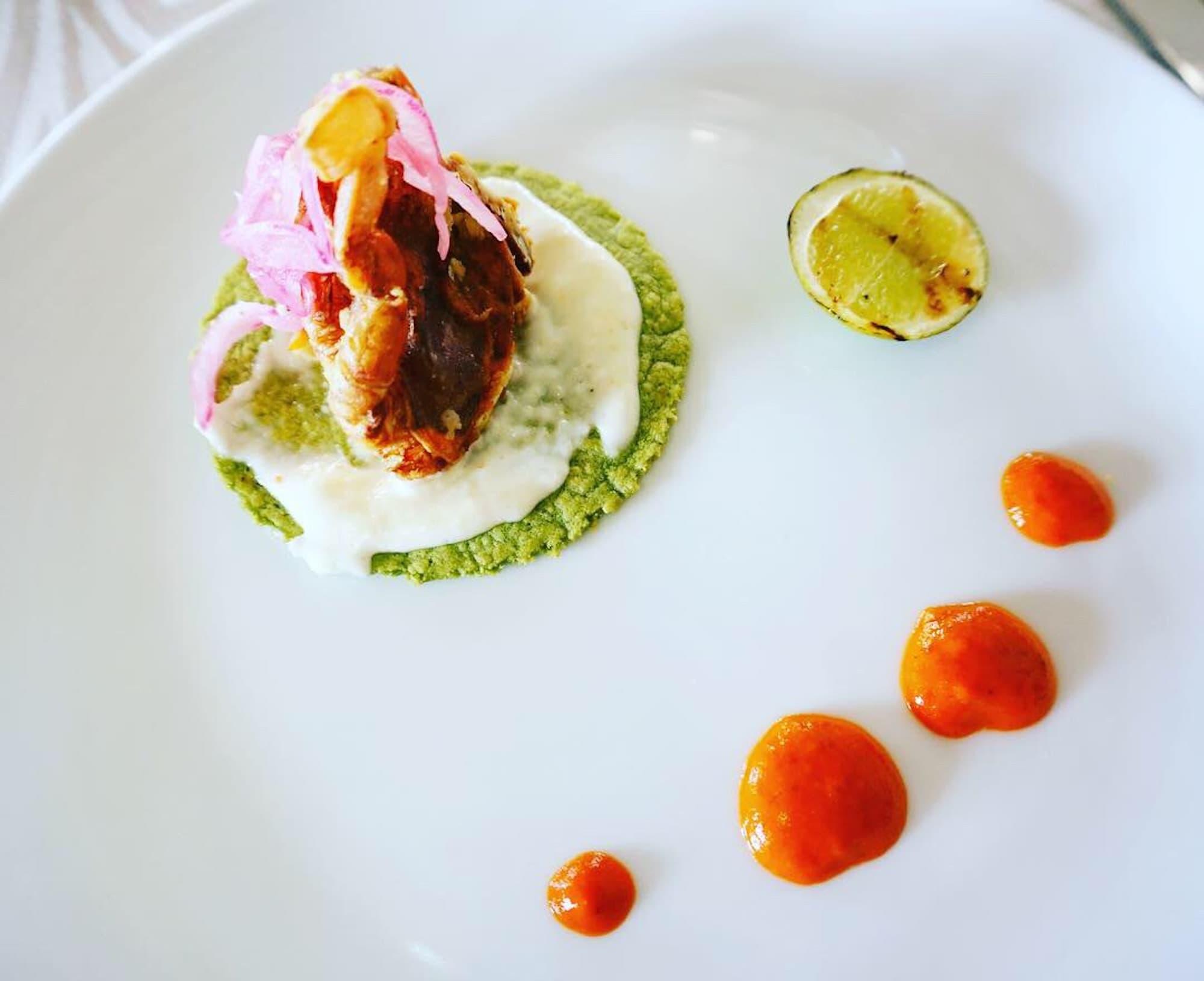 anica restaurant rancho san lucas