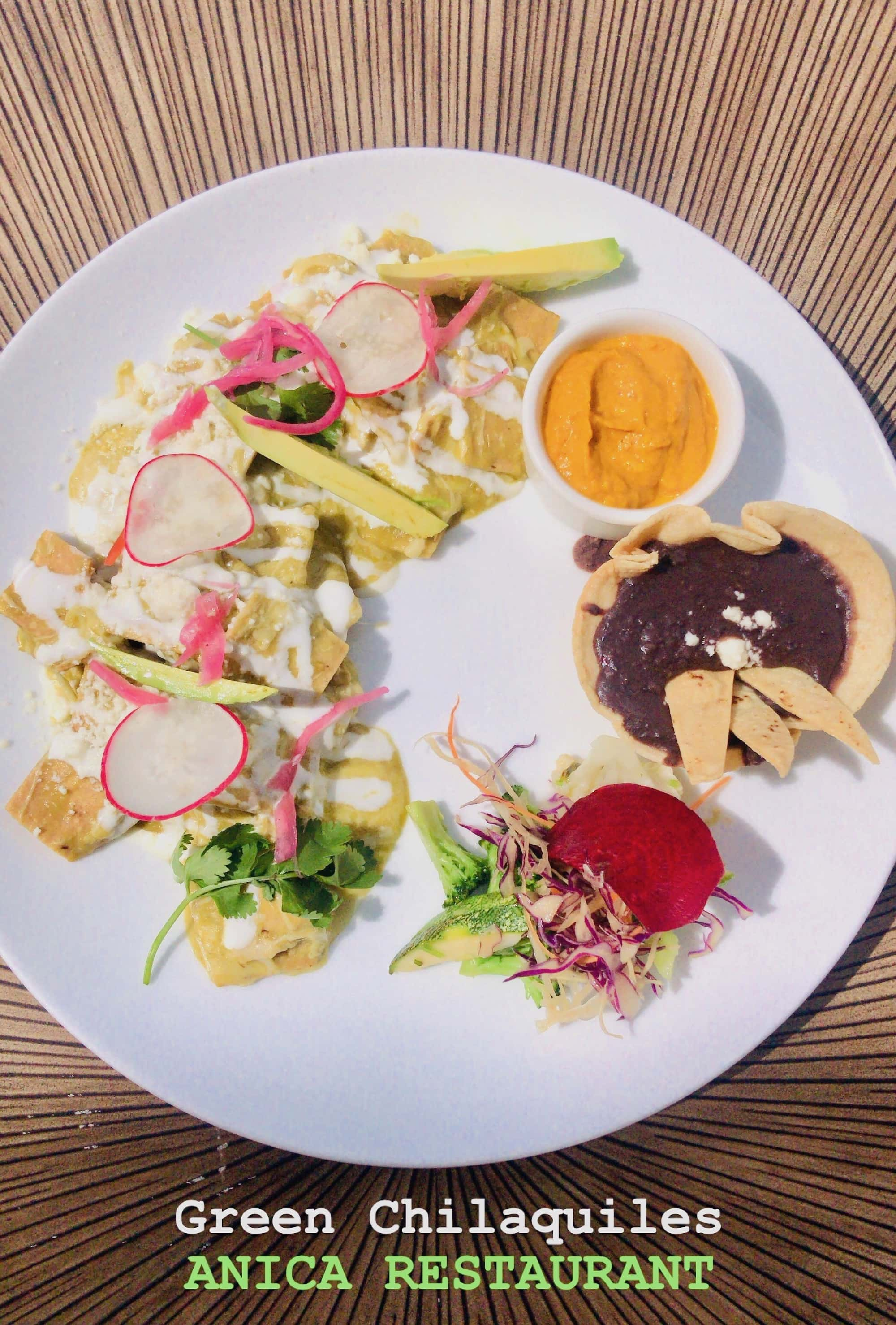 food at rancho san lucas