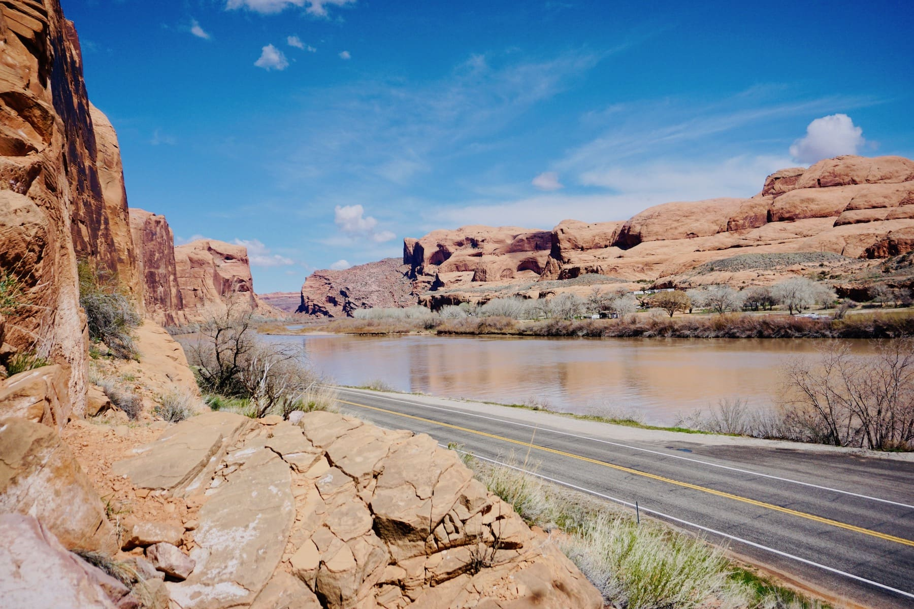 colorado river moab