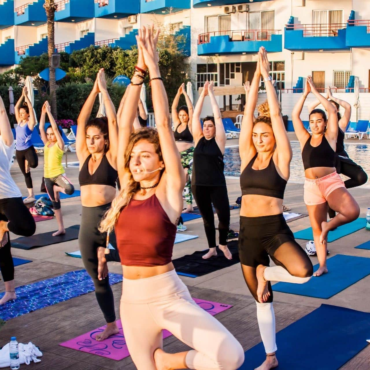 yoga classes in lebanon