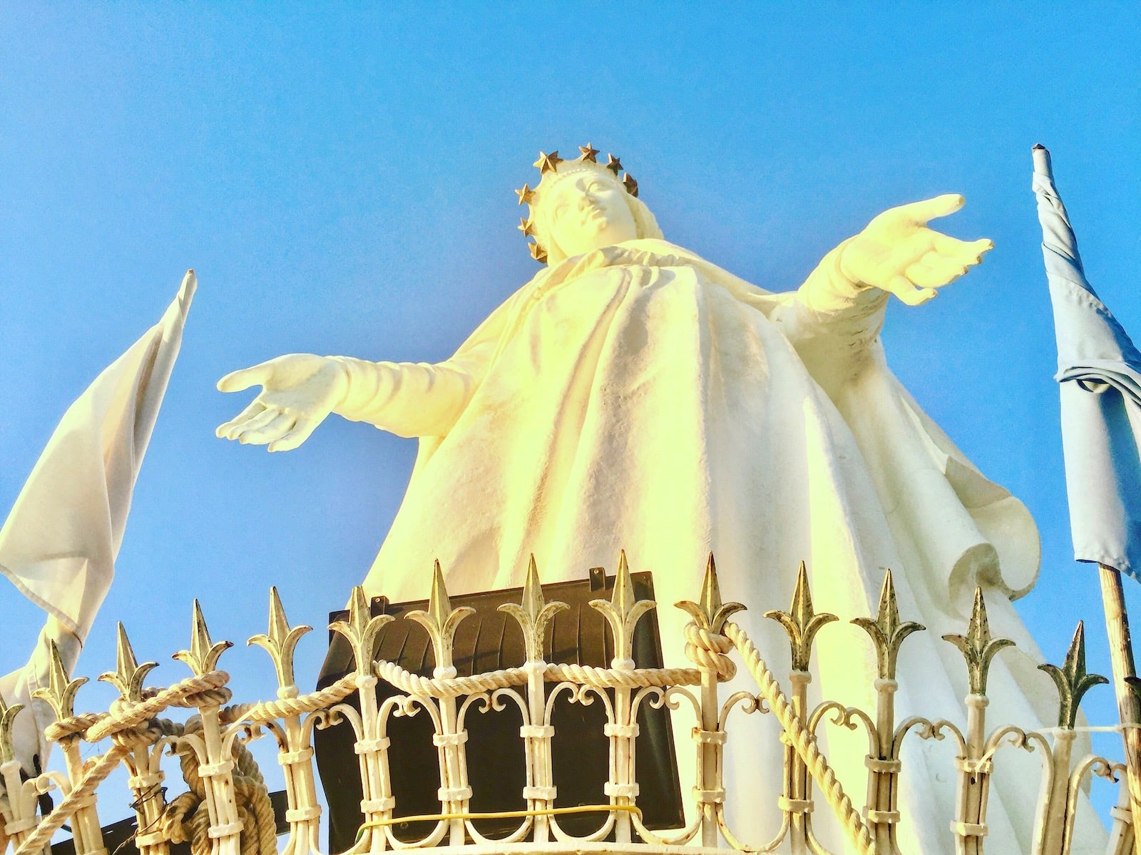 our lady in the sky lebanon