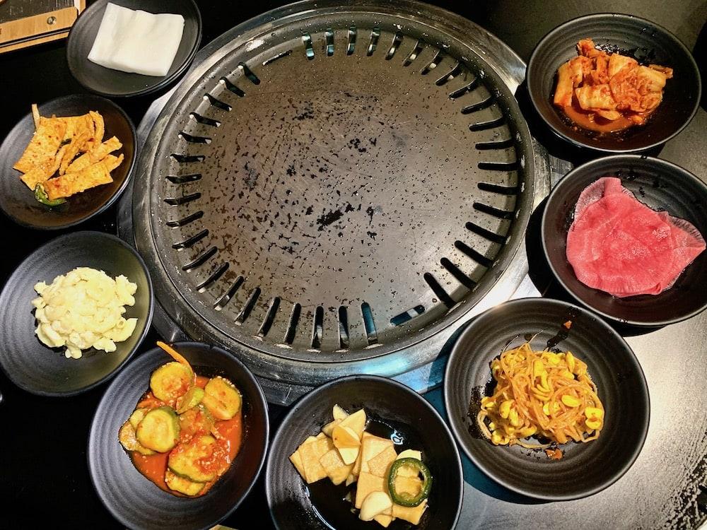 korean ban chan