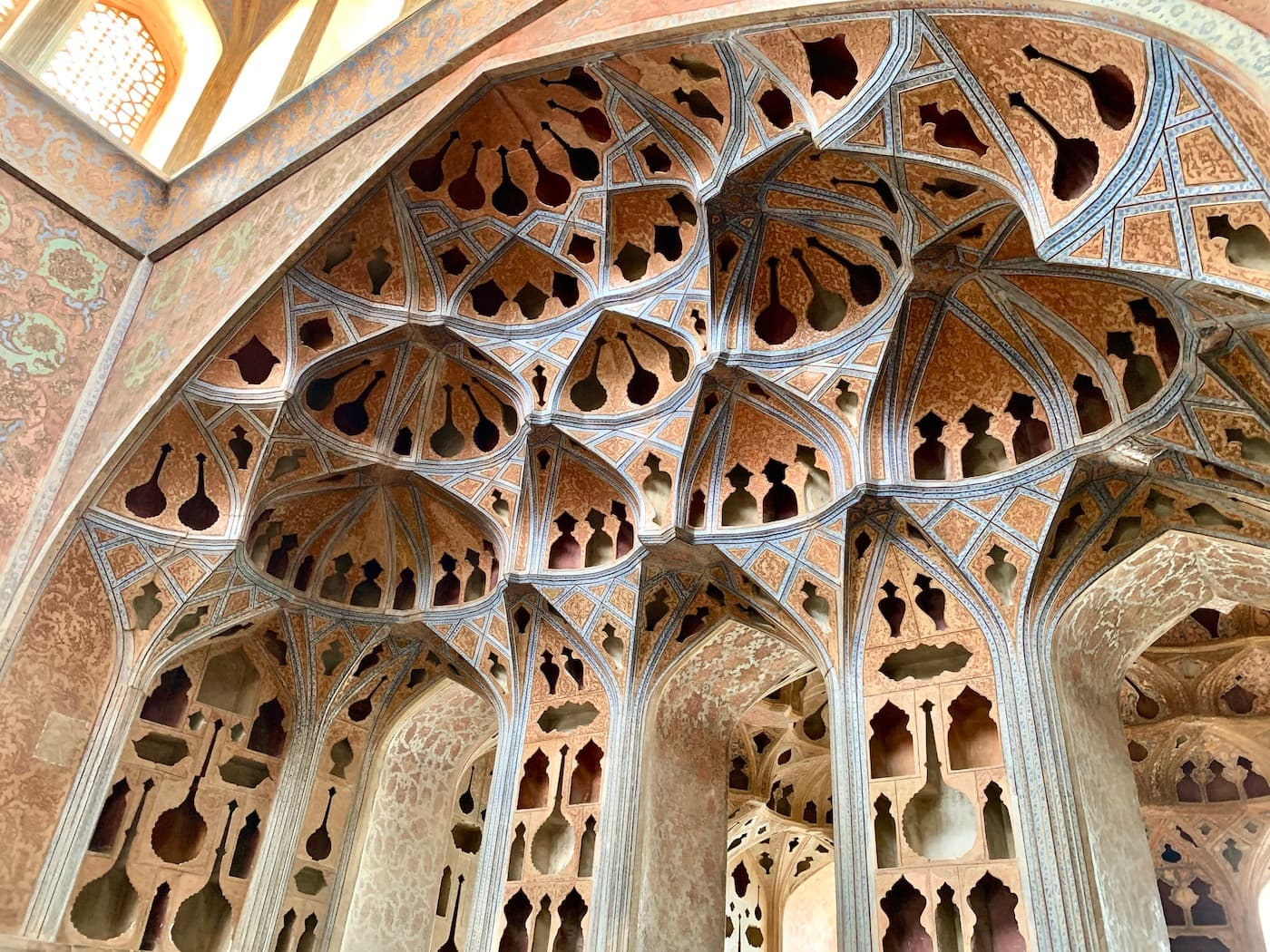 persian mosque architecture