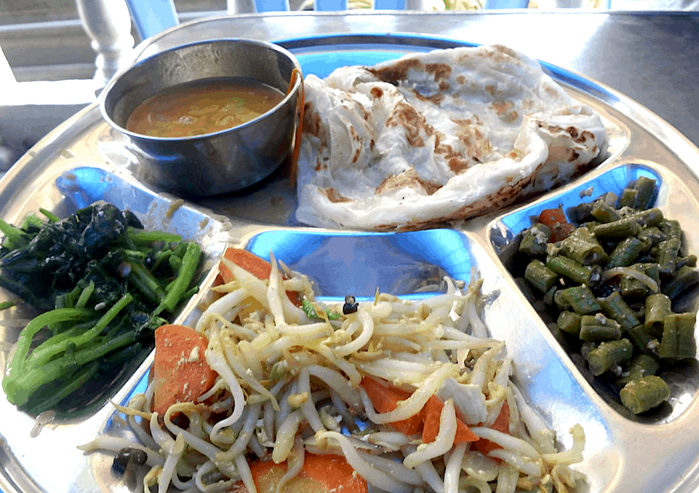 what to eat in cameron highlands
