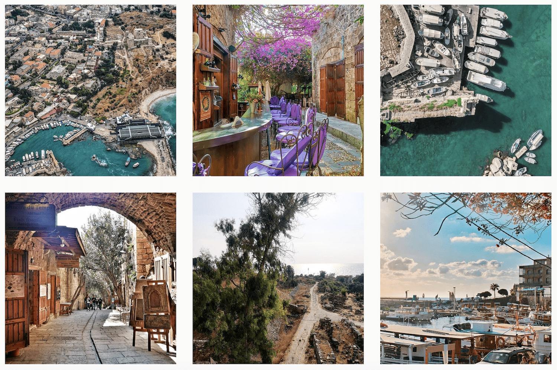 photos of byblos lebanon