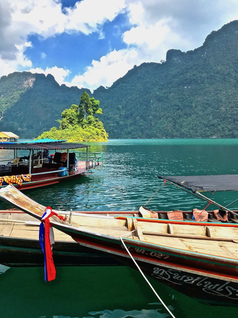 khao sok boat tour