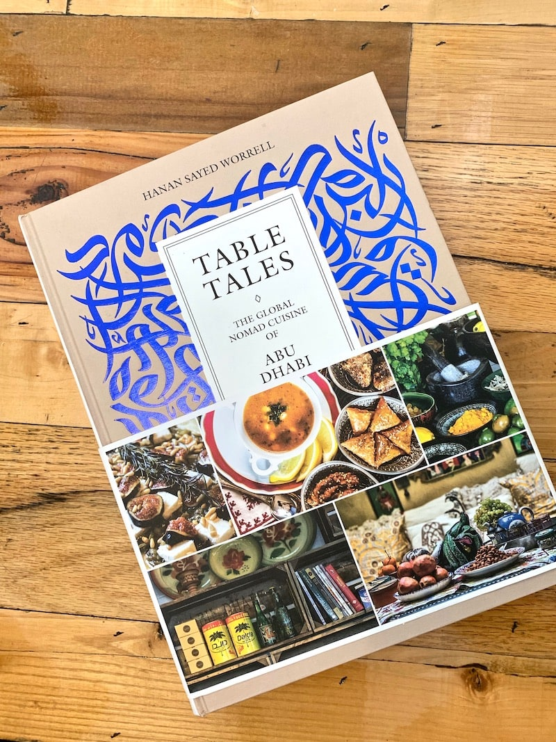 abu dhabi cookbook