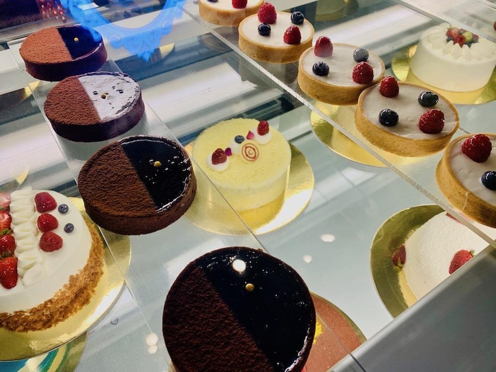 caffe concerto desserts