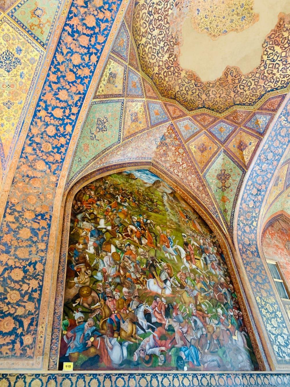 iran unesco world heritage sites