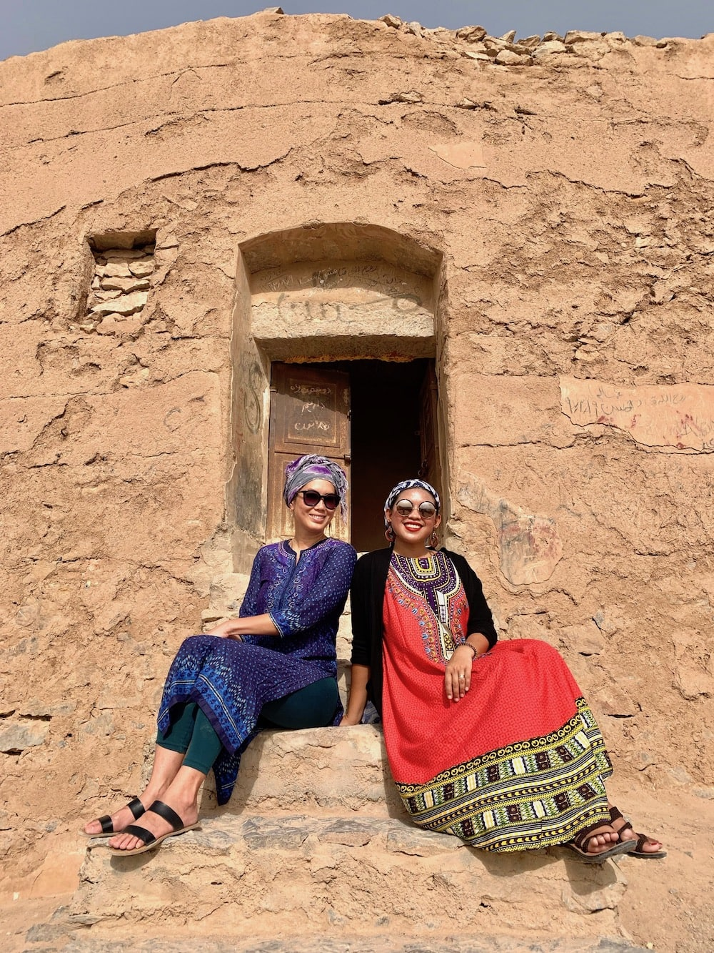 women traveling to iran