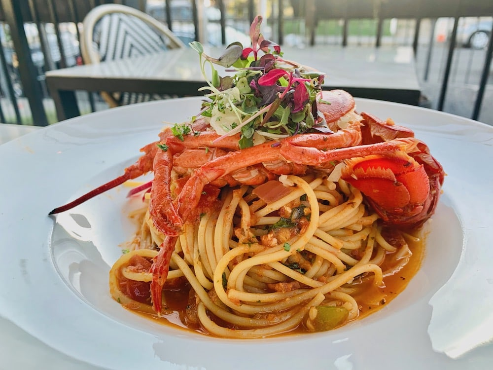 best lobster pasta los angeles