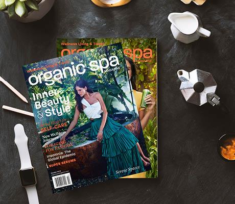 organic traveller magazine
