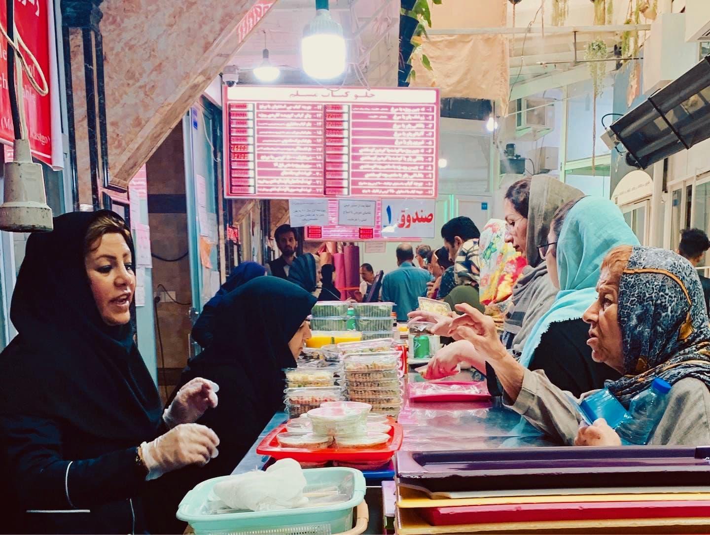 best restaurants in tehran