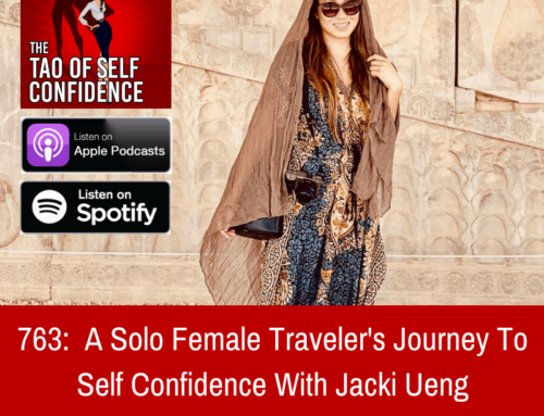 Podcast Interview: Tao of Self Confidence