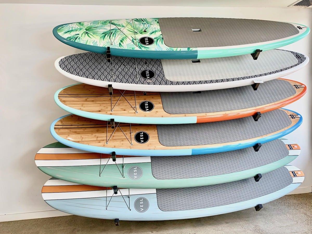 paddle board kauai