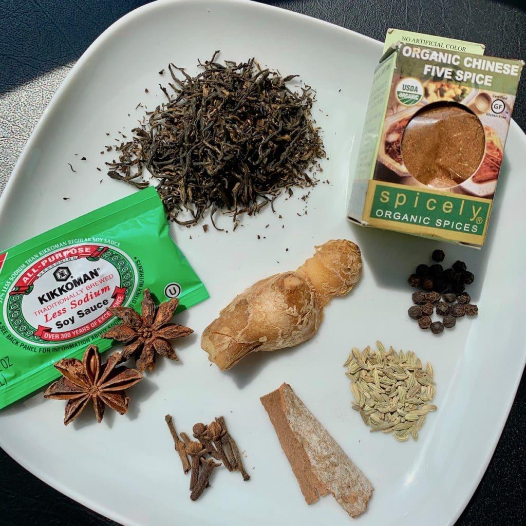 tea egg ingredients
