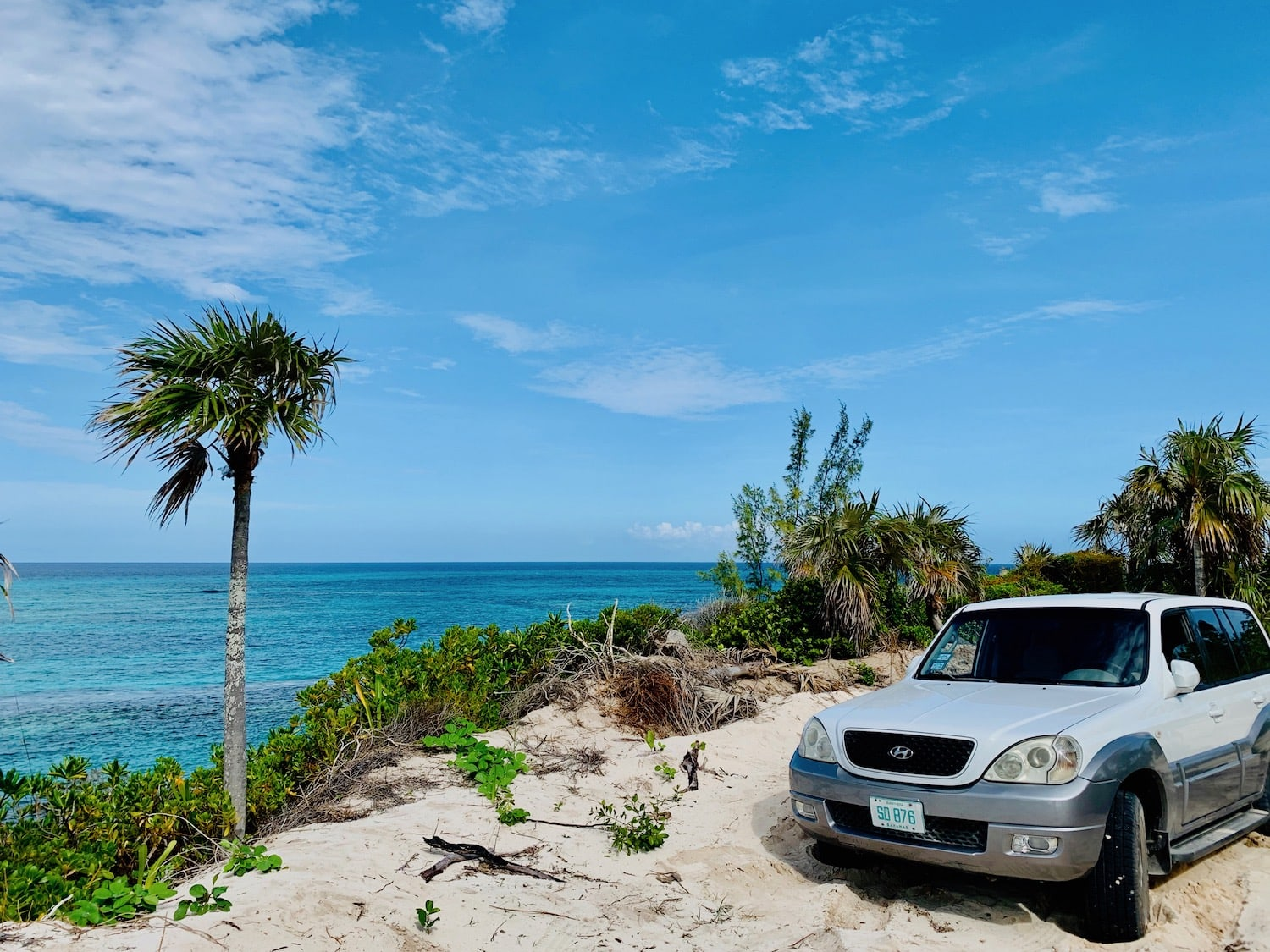 eleuthera travel guide - Renting a car in Eleuthera