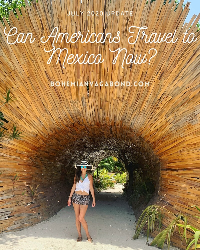 us mexico travel july 2020