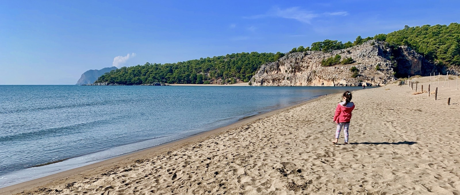 iztuzu beach dalyan turkey