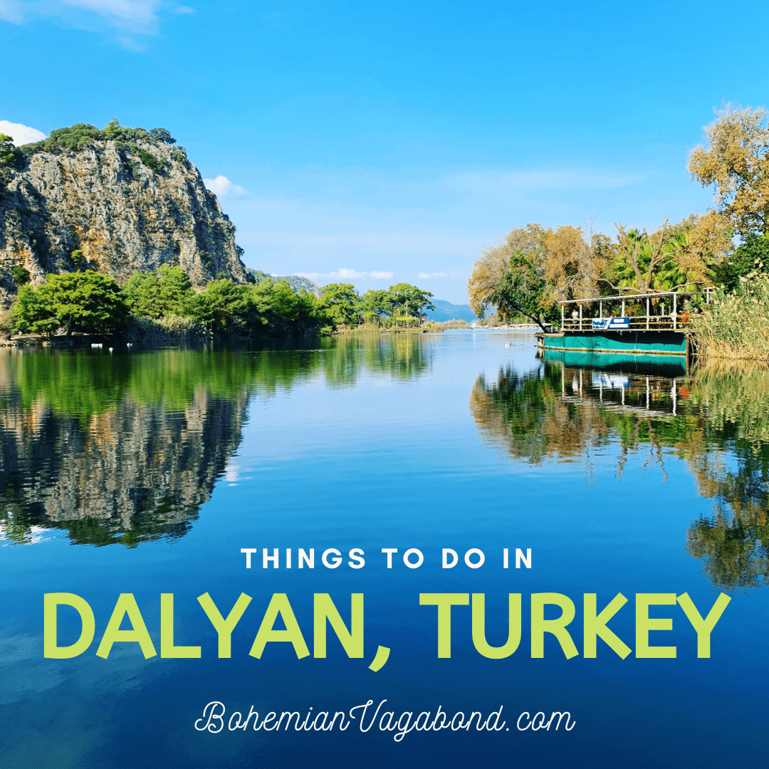 things to do in dalyan turkey