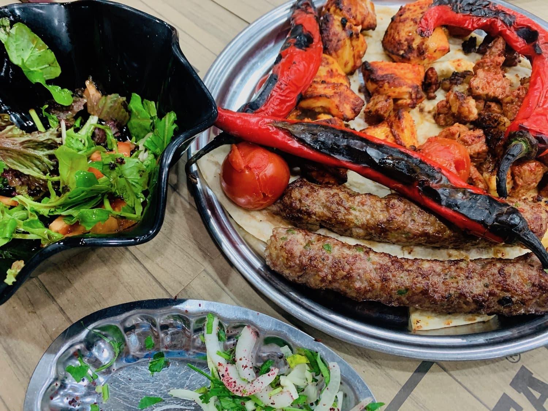 arabic restaurant istanbul